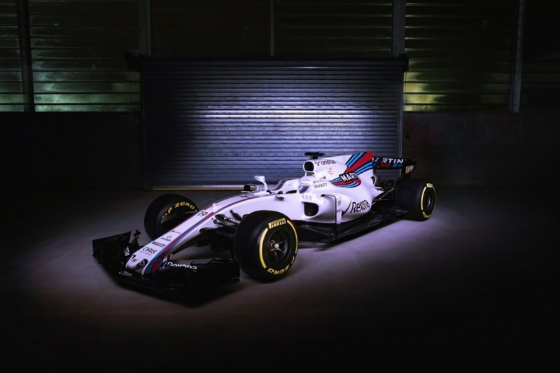 Williams 2017 F1 FW40 pictures revealed ahead of testing