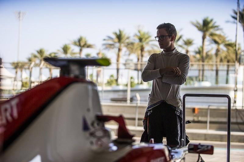 ART Grand Prix completes 2017 GP3 line-up with Anthoine Hubert