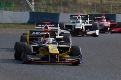 Felix Rosenqvist and Alex Lynn in frame for 2017 Super Formula seat