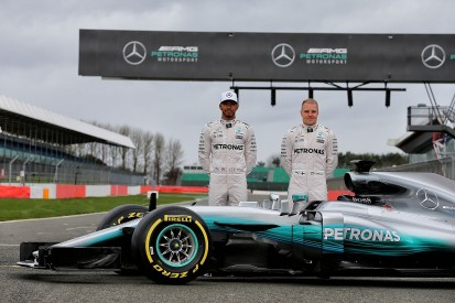 F1 2017: Mercedes launches its W08 for Hamilton and Bottas