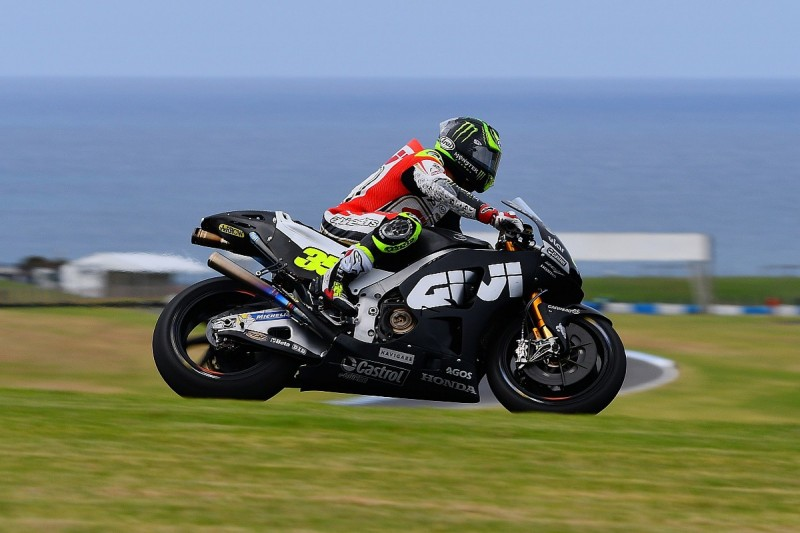 Honda can't do anything extra for Cal Crutchlow and LCR