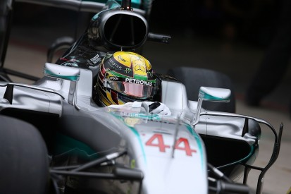 Mercedes driver Hamilton believes Formula 1 'is a bit outdated'