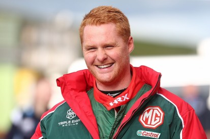 Ex-MG driver Cook replaces Lines at Maximum Ford BTCC team for 2017