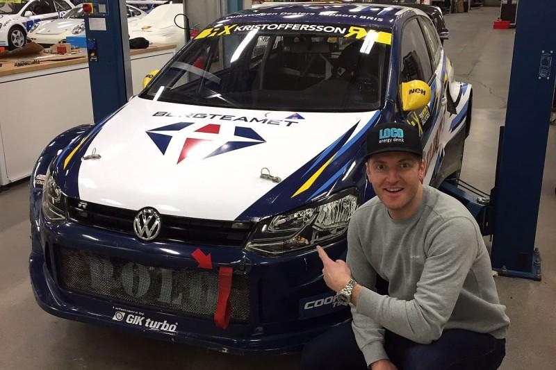 Ex-WRC driver Guy Wilks launches new 2017 World Rallycross effort