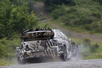 FIA's block on 2017 VW WRC car a 'punch in the face' for Mikkelsen