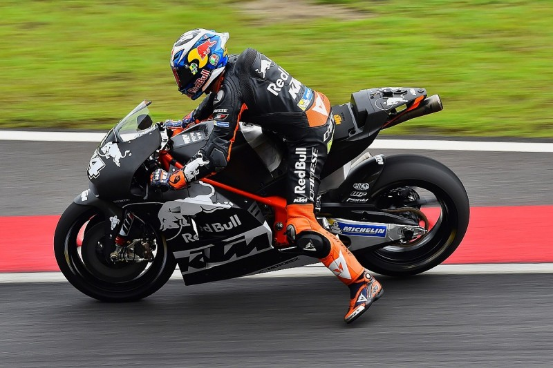 KTM wants to supply MotoGP bikes for satellite team in 2018