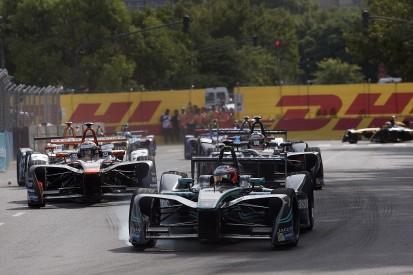 Jaguar surprised by its Buenos Aires Formula E progress