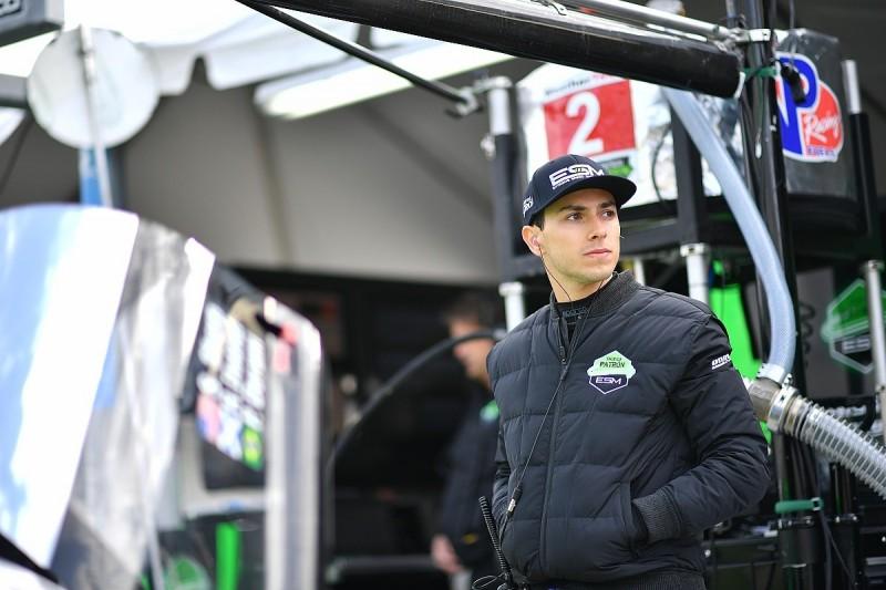 IMSA star Pipo Derani gets Schmidt Peterson IndyCar chance