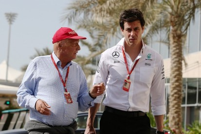 Mercedes F1 chiefs Wolff and Lauda extend contracts with team
