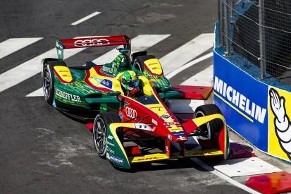 Abt driver di Grassi takes first Formula E pole in Buenos Aires