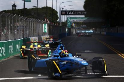 Sebastien Buemi completes Formula E hat-trick in Buenos Aires