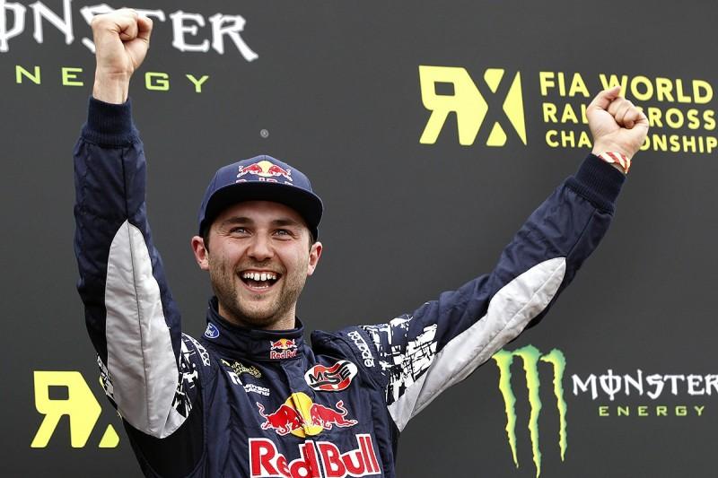 BTCC driver Jordan gets World Rallycross drive for Lydden Hill