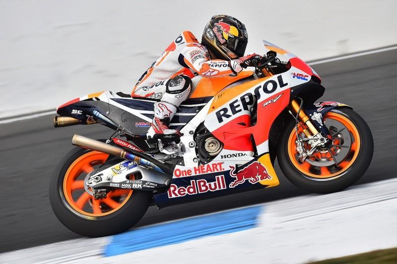 Honda plans extra MotoGP private pre-season test at Jerez