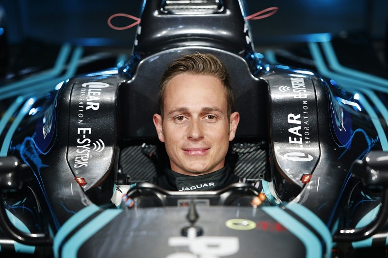 Carroll has dropped WEC drive to focus on his Jaguar Formula E role