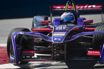 Bird sets fastest time in dramatic Buenos Aires Formula E practice