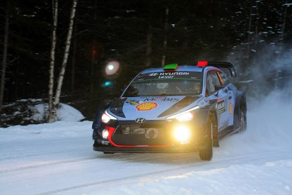 Rally Sweden key to move on from Monte Carlo tragedy for Paddon