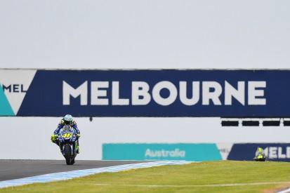 Yamaha MotoGP rider Rossi 'not very happy' with Phillip Island test