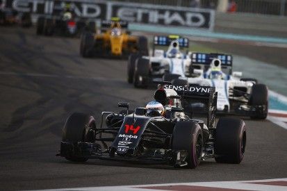 F1 teams favour active suspension return to resolve row for 2018