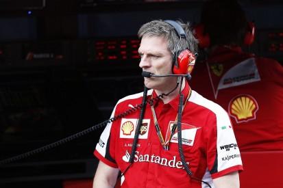 Ex-Ferrari chief Allison joins Mercedes F1 as technical director