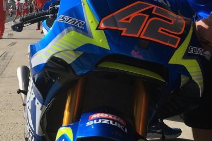 Suzuki and Aprilia try new MotoGP winglet solutions