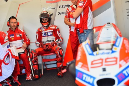 MotoGP testing: 'Something not right' for Jorge Lorenzo at Ducati