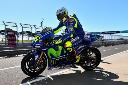 Rossi: Honda long-run pace makes Marquez favourite for MotoGP title