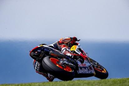 Honda MotoGP bike still 'missing something' says Marc Marquez