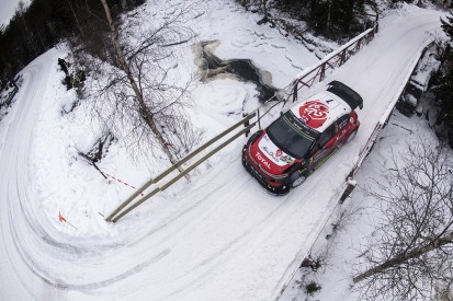 Citroen's WRC return: What troubled Meeke on Rally Sweden?