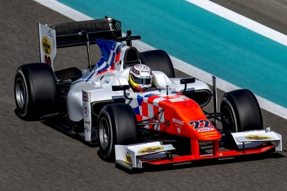 Ex-Manor F1 test driver King stays in GP2 with MP Motorsport