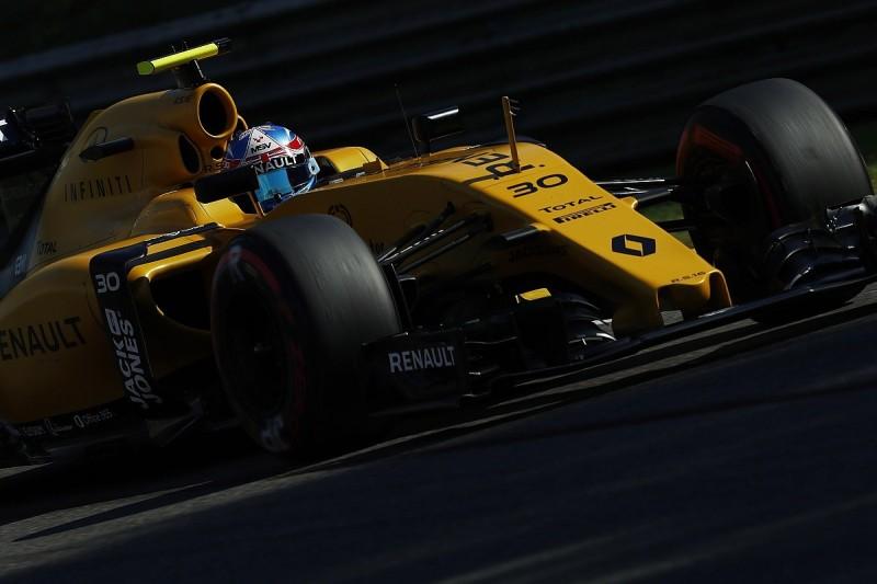 Renault F1 team appoints Pete Machin as new head of aerodynamics
