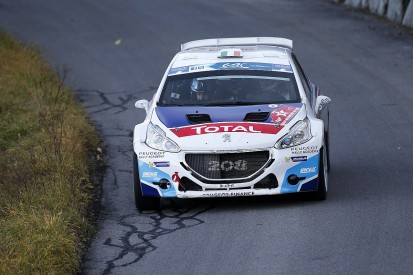 Peugeot announces new European Rally Championship programme