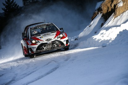 WRC Rally Sweden: Toyota's Latvala takes control on Sunday morning