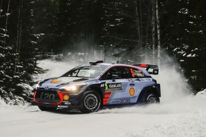 WRC Rally Sweden: Hyundai's Neuville builds commanding lead