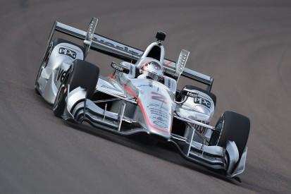 Penske IndyCar recruit Newgarden leads first day of Phoenix test