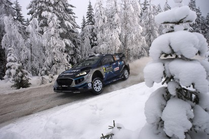 WRC Rally Sweden stage cancelled due to high speeds