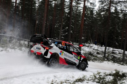 WRC Rally Sweden will show where Toyota stands - Latvala