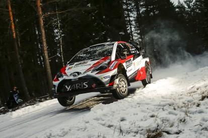 WRC Rally Sweden: Toyota's Latvala grabs early lead
