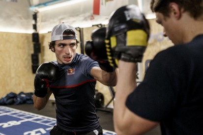 Toro Rosso F1 driver Sainz doubled winter training for new cars