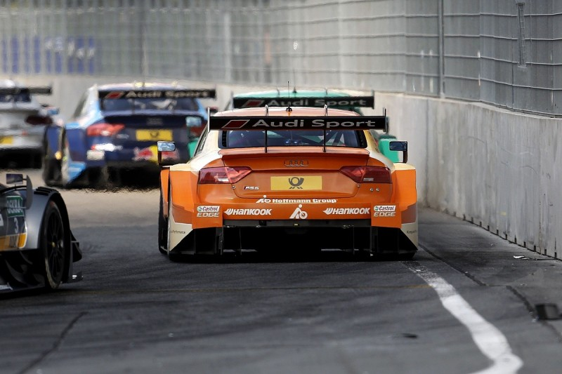 Audi reveals DTM team line-up for 2017 season
