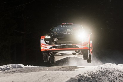 Mads Ostberg tops WRC Rally Sweden shakedown on new team's debut