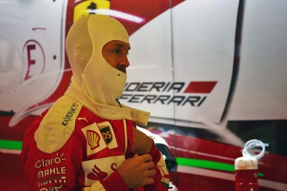 Crash halts Vettel's wet F1 tyre test for Pirelli at Fiorano