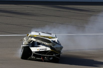 NASCAR to tighten rules over cars rejoining after crashes