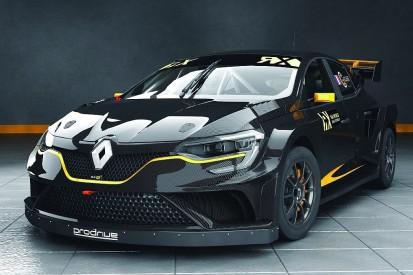 Prodrive building Renault Megane for 2018 World Rallycross