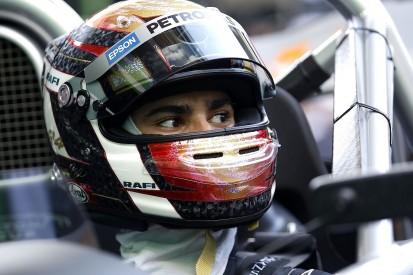 Sauber F1 driver Wehrlein's neck still a concern after RoC crash