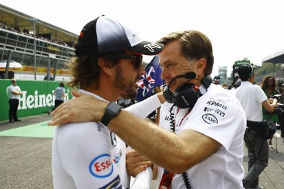 McLaren F1 team officially splits with Jost Capito