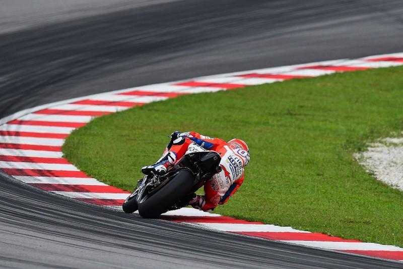 Winglet loss helping Ducati MotoGP bike's cornering - Dovizioso
