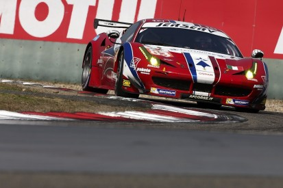 Ferrari chasing WEC GTE replacement for Bruni in four-man shootout