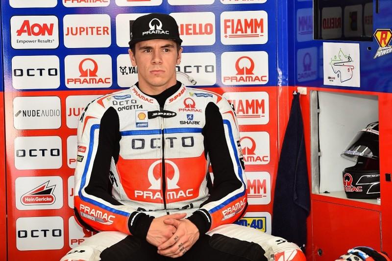 Redding rebuilt confidence in 2016 after trying '15 MotoGP season