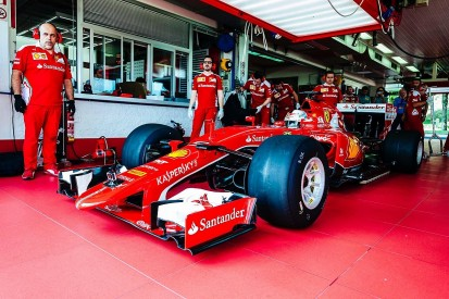 Pirelli to use Ferrari's mule car for first 2017 tyre test
