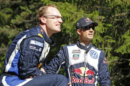 Latvala admits he became obsessed with copying Ogier at VW WRC